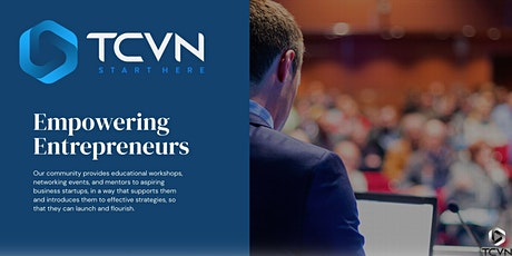TCVN Presents : Business Case Study with Sam Qubain tickets