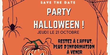 Party d'Halloween de la mi-session billets