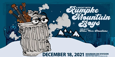 A Night with Rumpke Mountain Boys with guests Miles over Mountains tickets