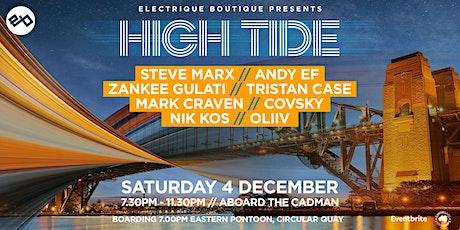 Electrique Boutique Presents HIGH TIDE tickets