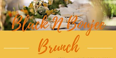 BLACK N BOUJEE BRUNCH tickets