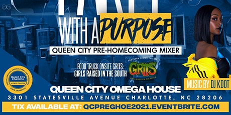 Party with a Purpose:  Queen City Pre-Homecoming Mixer tickets