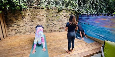 Private Garden Yoga - Upper West Side tickets