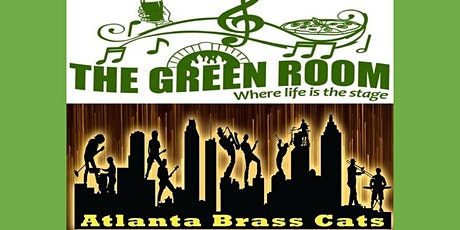 Atlanta Brass Cats at the GREEN ROOM in Mableton tickets