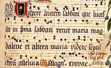 Latin Mass Chant Workshop tickets