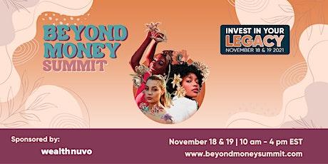 Beyond Money Summit tickets