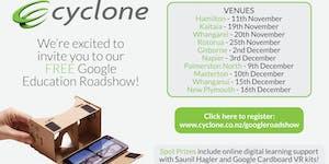 Google Education Roadshow - Gisborne