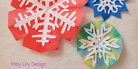 Paper Snowflakes (Fun KIDS / TEENS Winter Paper Crafts , Christmas Holiday) tickets