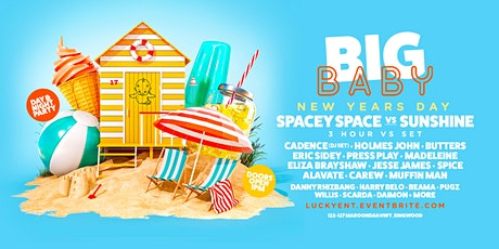 BIG BABY    New Years Day 2022 tickets
