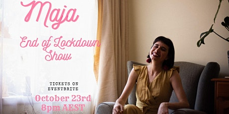 End of Lockdown Show (Online) tickets