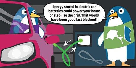 Electric Vehicles 101: open day tickets