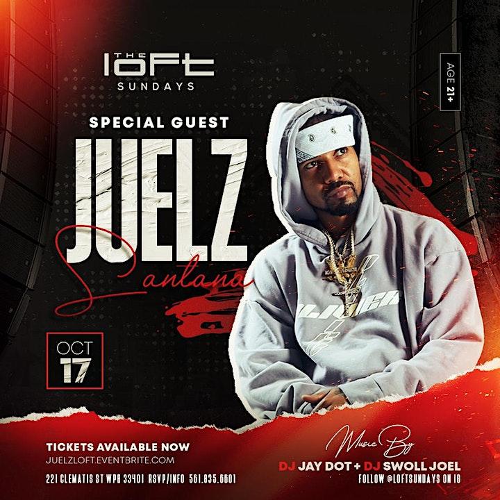 Loft Sundays Special Guest: Juelz Santana image