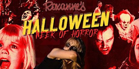 Halloween: Week of Horror tickets
