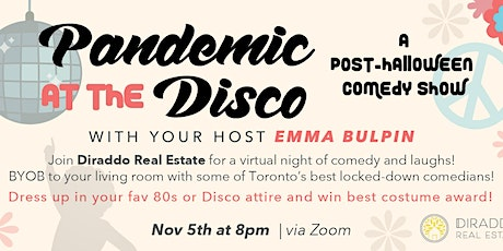 Pandemic! at the Disco tickets