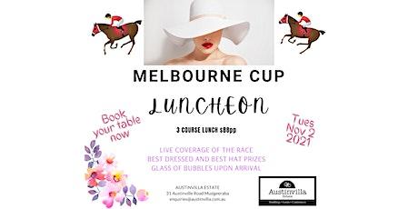 Melbourne Cup at  Austinvilla Estate tickets