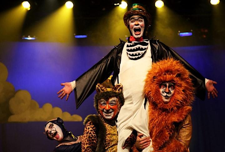 Imagem do evento Desconto! Espetáculo Arca de Noé no Teatro Gazeta (Avenida Paulista)