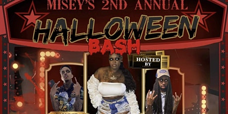 Misey's 2nd Annual Halloween Party tickets