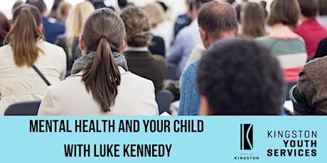Free online Parent Information Night with Luke Kennedy tickets