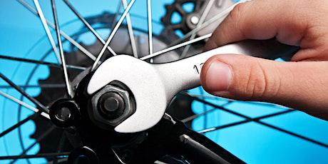 Bicycle Repair and Maintenance Workshop tickets