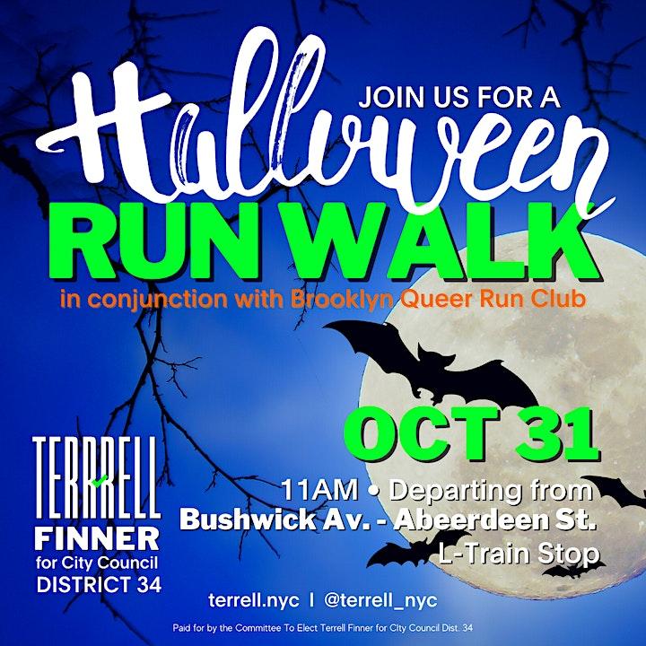 Brooklyn Halloween Run Walk image