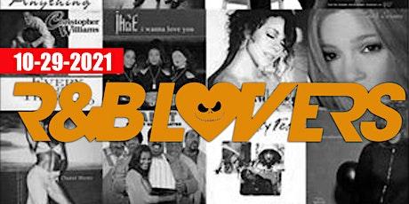 R&B LOVERS - HALLOWEEN EDITION tickets