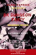 BK DUNGEON PARTY tickets