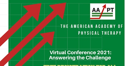 Virtual AAPT 2021 Annual Conference: Answering the Challenge tickets