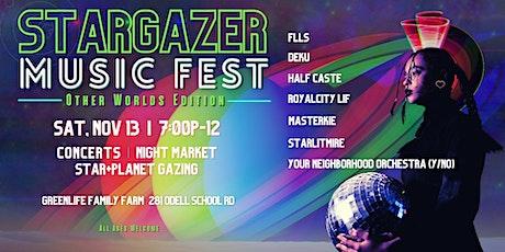 Stargazer Music Festival: Other Worlds Edition tickets