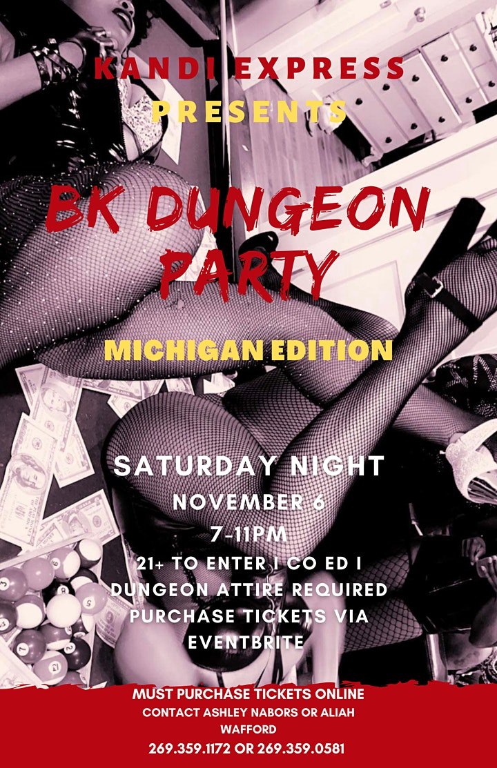 BK DUNGEON PARTY image