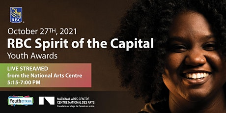 24th Annual RBC Spirit of the Capital Youth Awards tickets
