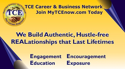 """October TCE Network  """"Next & Connect!"""" (Don't Get Scurred Get Ready) tickets"""