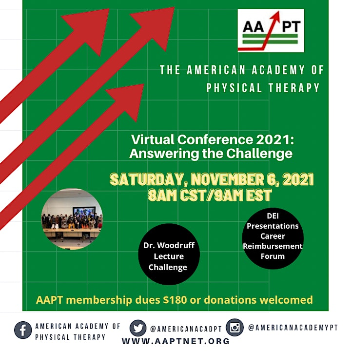 Virtual AAPT 2021 Annual Conference: Answering the Challenge image