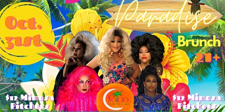 Drag Me to Paradise-- Presented by Kalao tickets