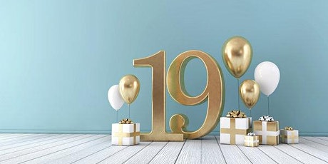 It's Our 19th Birthday Party! tickets