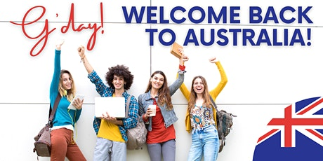 G'Day Welcome Back to Australia! International Education Industry Forum tickets