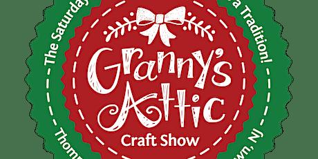 40th Annual Granny's Attic Craft Show Fundraiser tickets