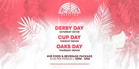 Spring Racing at Ocean Beach Pavilion tickets