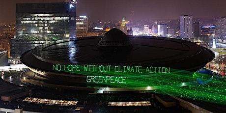 Greenpeace Hub Chats #6 - COP 26 edition and Local REenergise biglietti