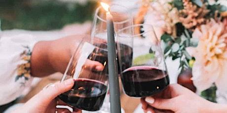 """""""Friendsgiving!"""" Wine Dinner with Chef Regan Stachler tickets"""