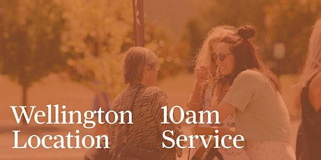 Annesbrook Wellington - 10am Service tickets