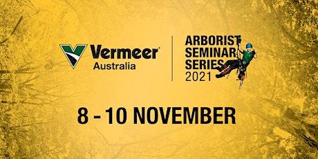 2021 Virtual Vermeer Australia Arborist Seminar Series tickets