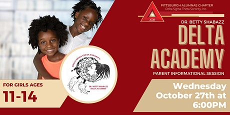 Delta Academy Information Session tickets