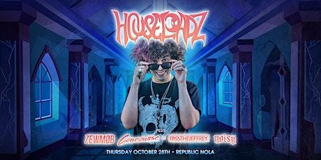 Houseloadz tickets