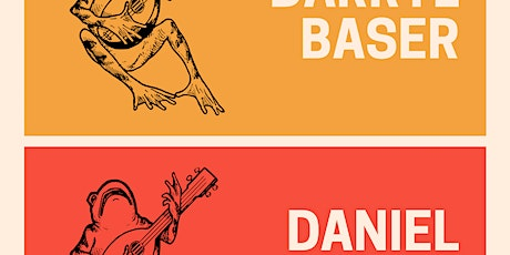 darryl baser and Daniel Madill together and alone tickets