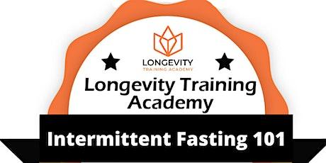 Intermittent Fasting 101 tickets