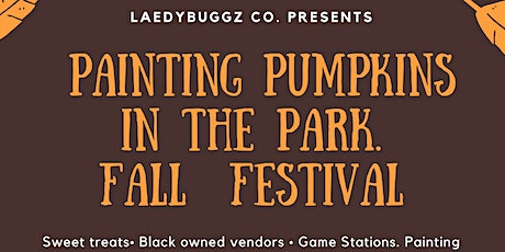 Painting Pumpkins in the Park: Black Heroes Fall Festival tickets