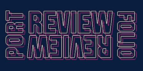 Portfolio Review 2021 tickets