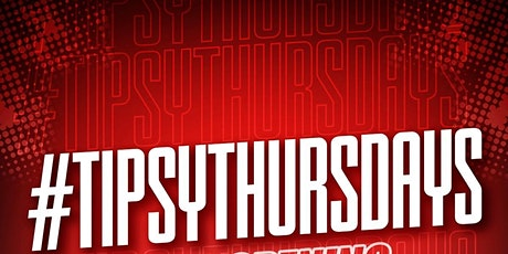 Tipsy Thursdays at Bar3606! tickets