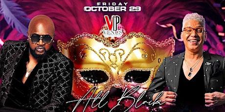 All Black Masquerade tickets