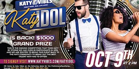 Katy Idol is BACK! $1,000 Grand Prize! tickets